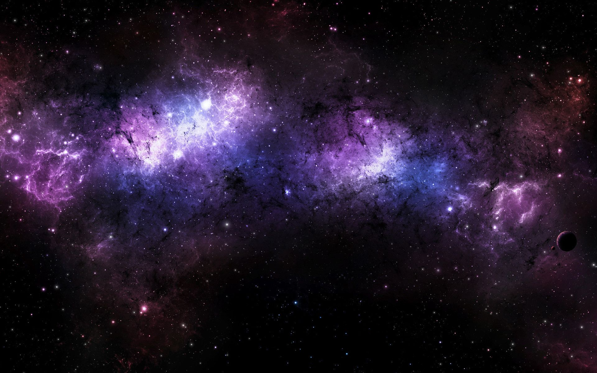 Wallpaper Outer Space