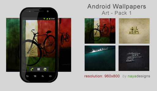 Wallpaper Pack For Android