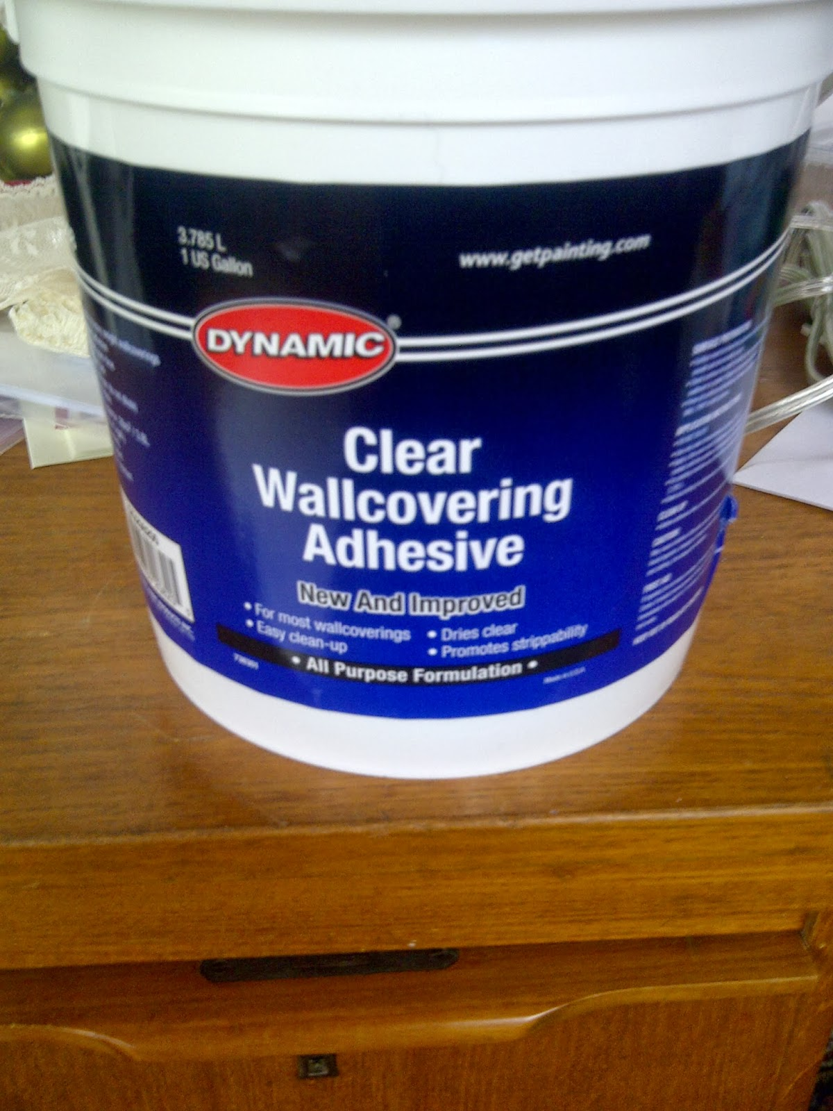 Wallpaper Paste At Home Depot