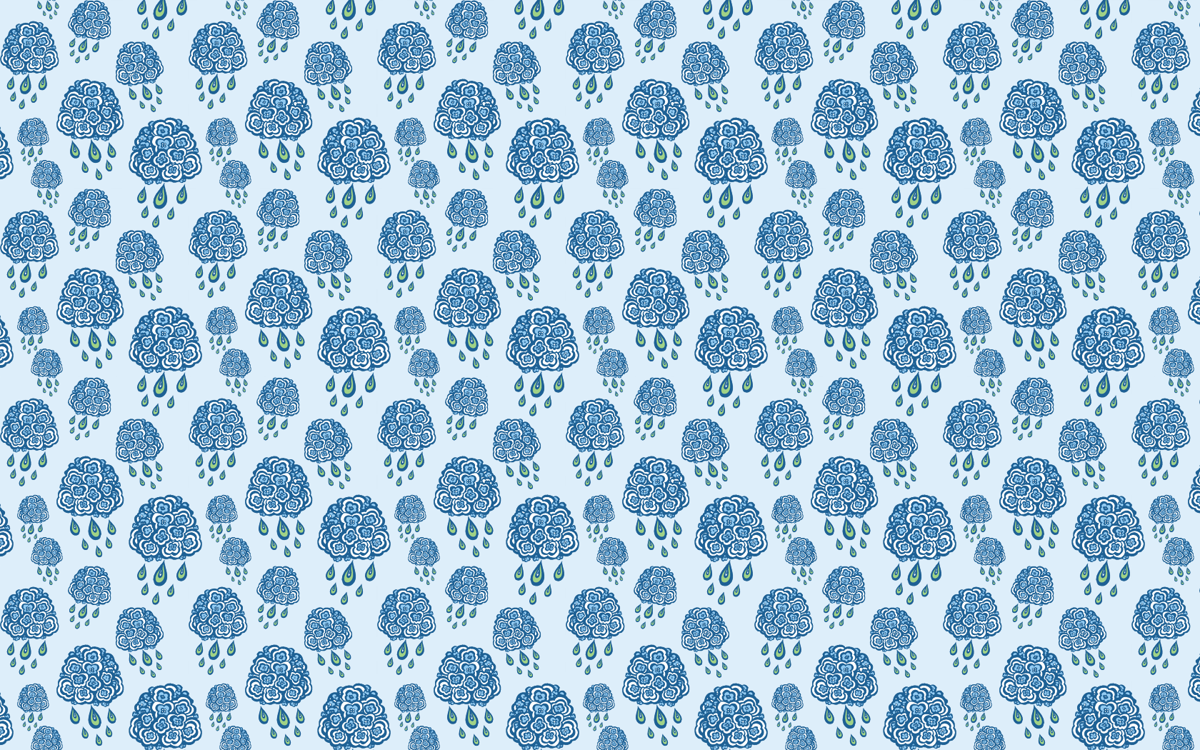 Wallpaper Patterned