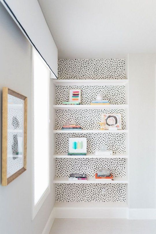 Wallpaper Patterns For Small Rooms