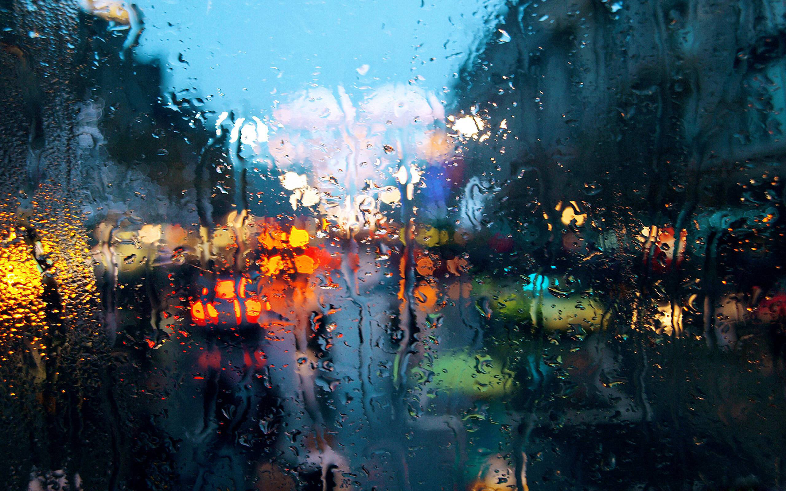 Wallpaper Rainy