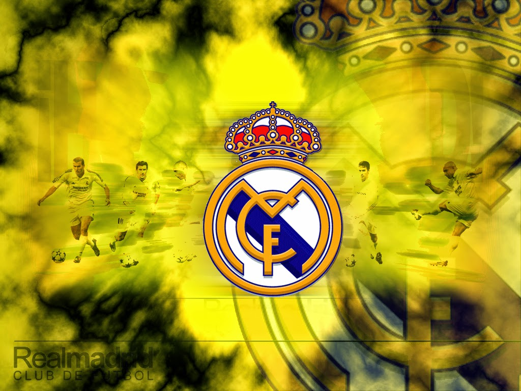 Wallpaper Real Madrid Bergerak