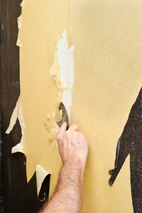 Wallpaper Removal Home Remedies
