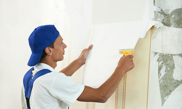 Wallpaper Removal Service