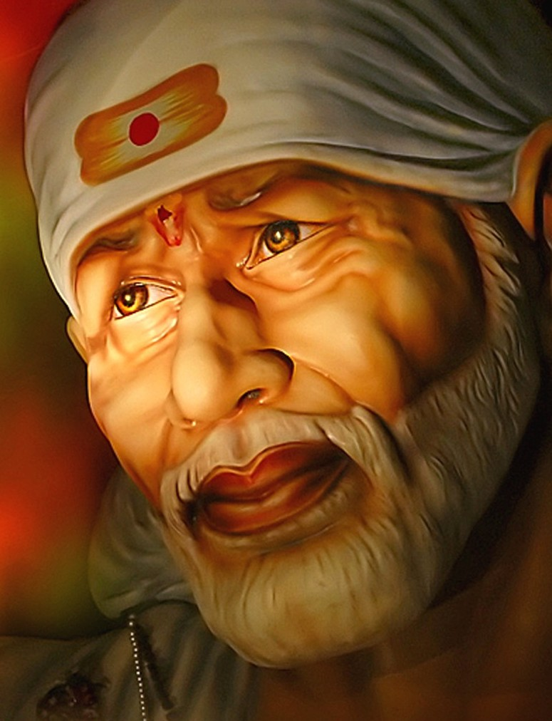 Wallpaper Sai Baba Mobile