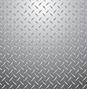 Wallpaper Silver Metallic