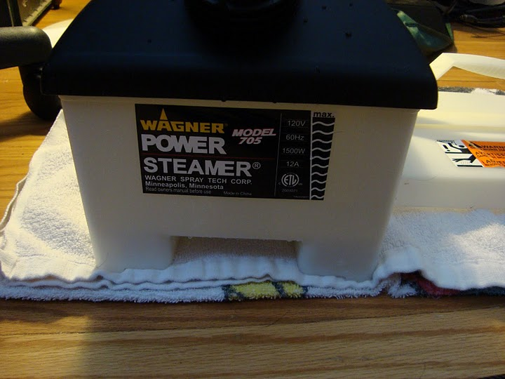 Wallpaper Steamer Home Depot