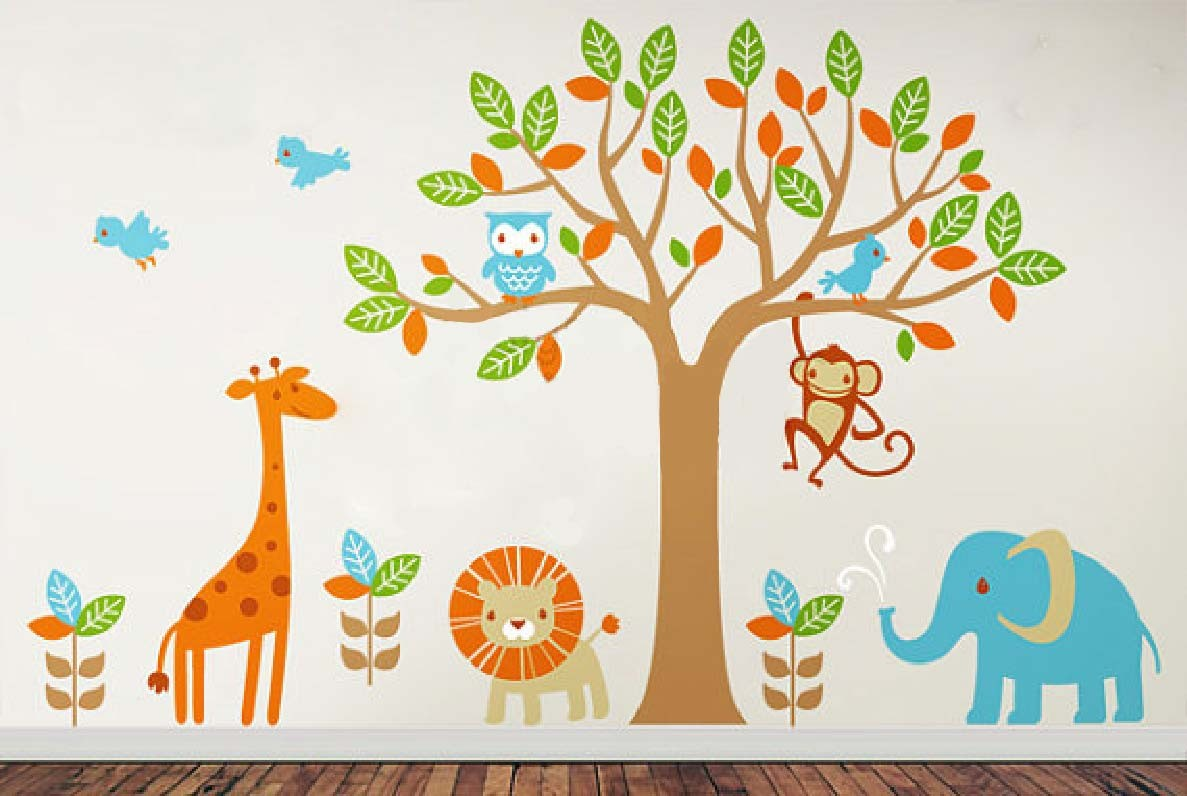 Wallpaper Stickers Kids