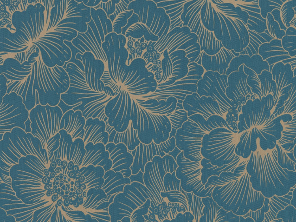 Wallpaper Teal