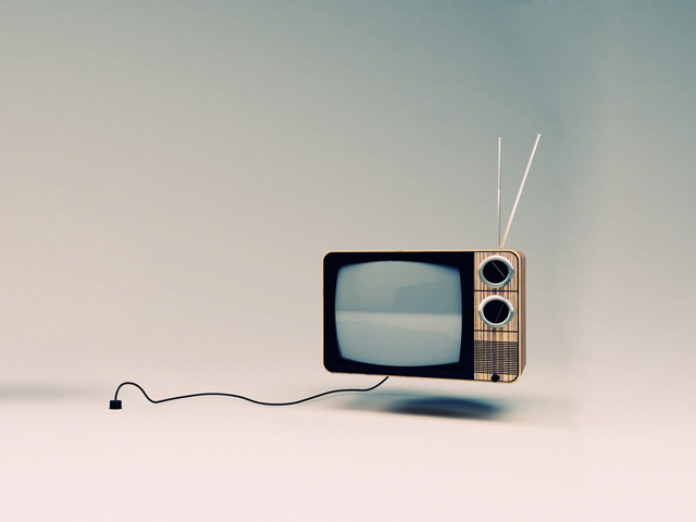 Wallpaper Television