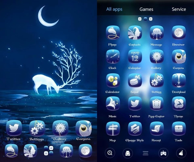 Wallpaper Themes For Android