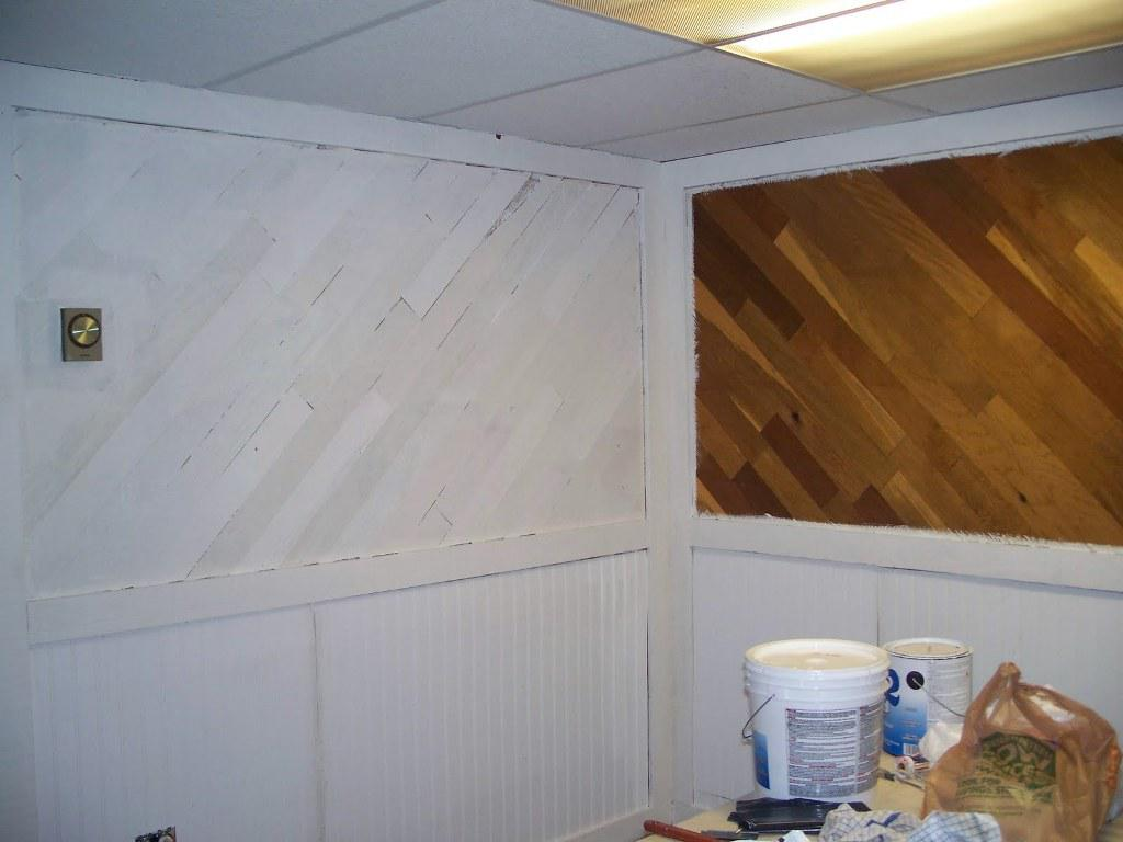 Download Wallpaper To Cover Wood Paneling Gallery