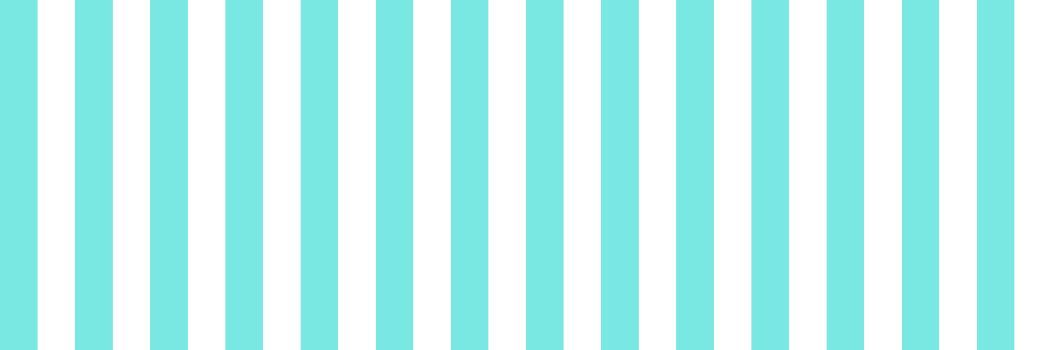 Wallpaper Turquoise White