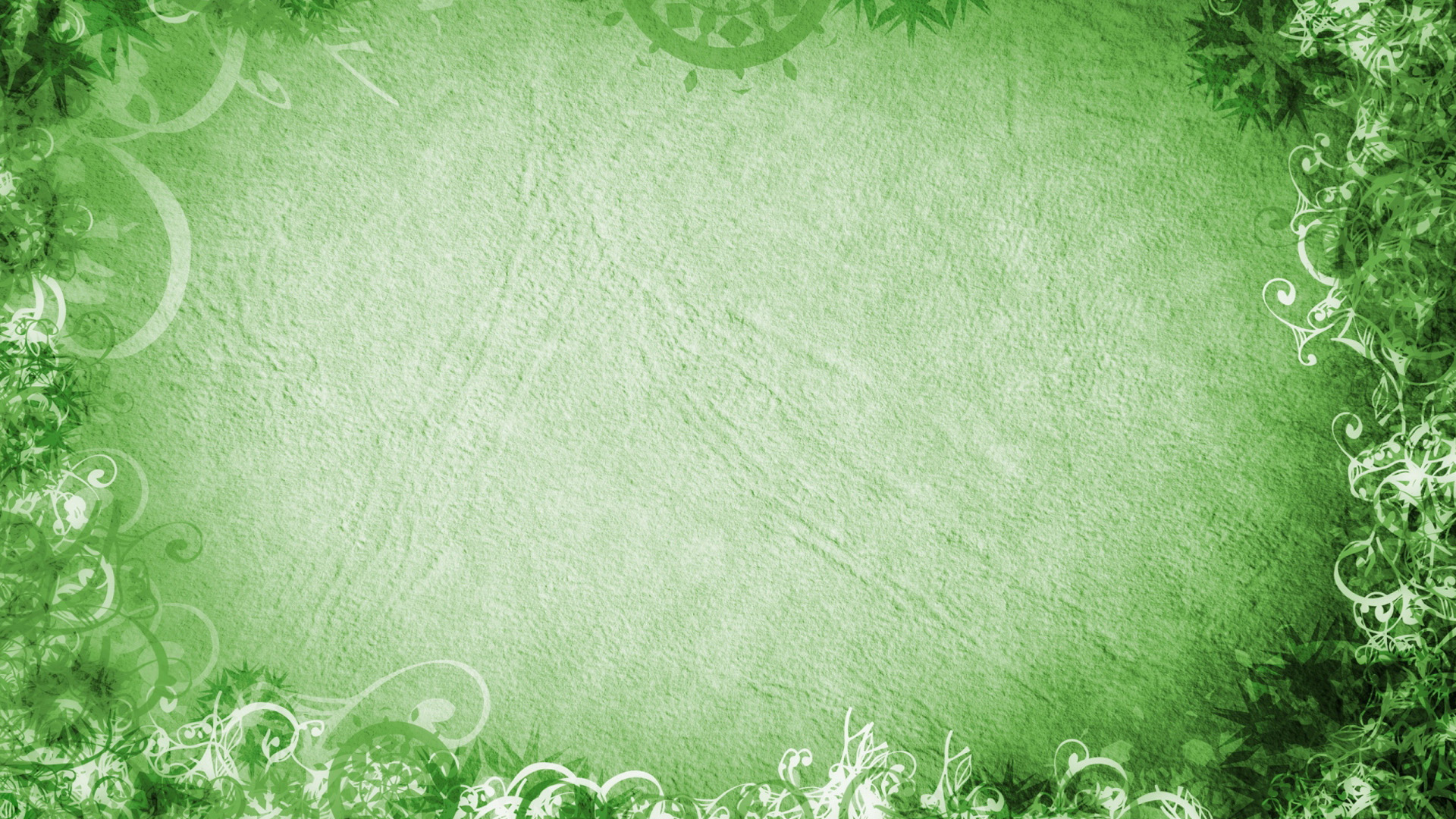 Wallpaper Vintage Green