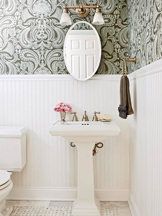 Wallpaper Wainscot