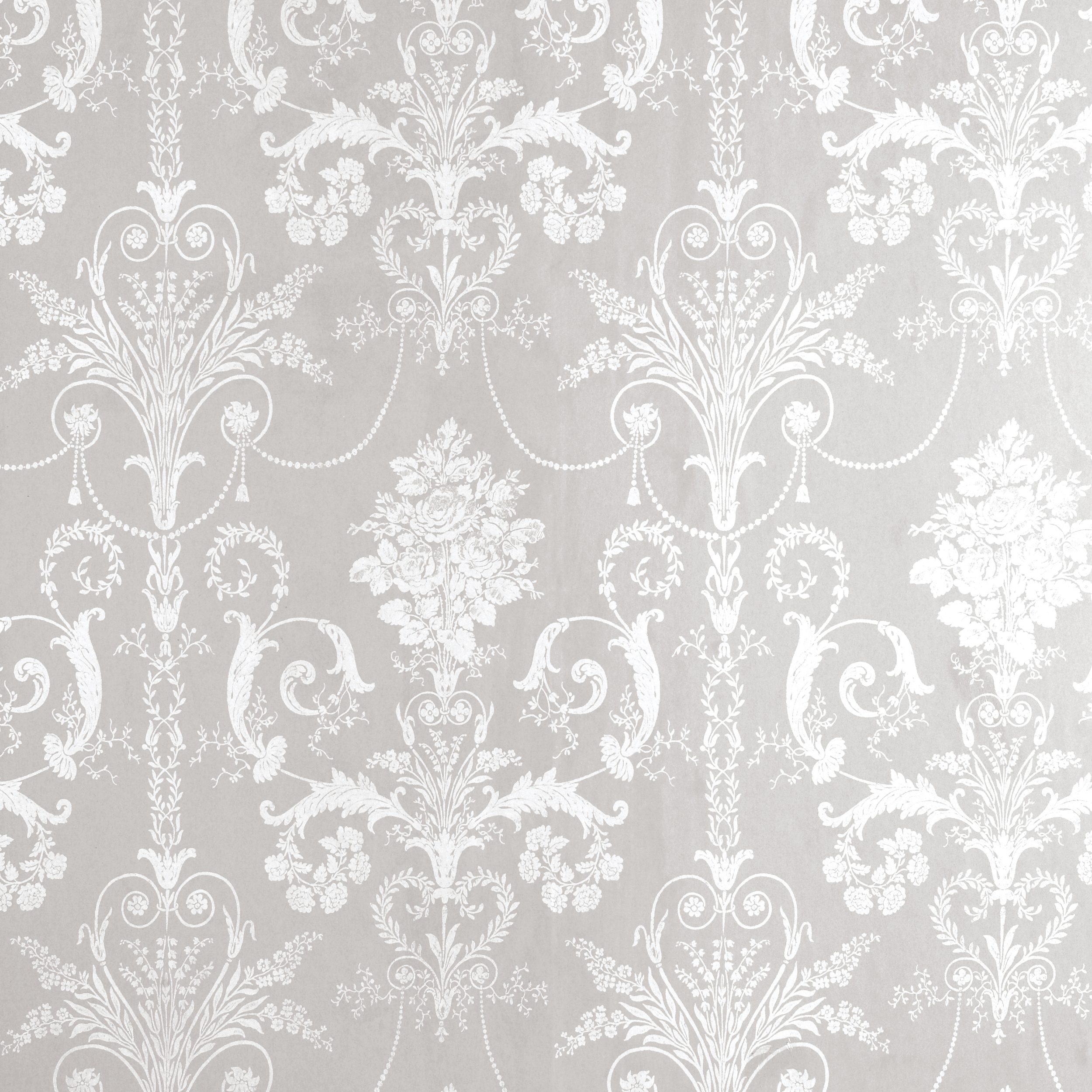 Wallpaper White And Grey