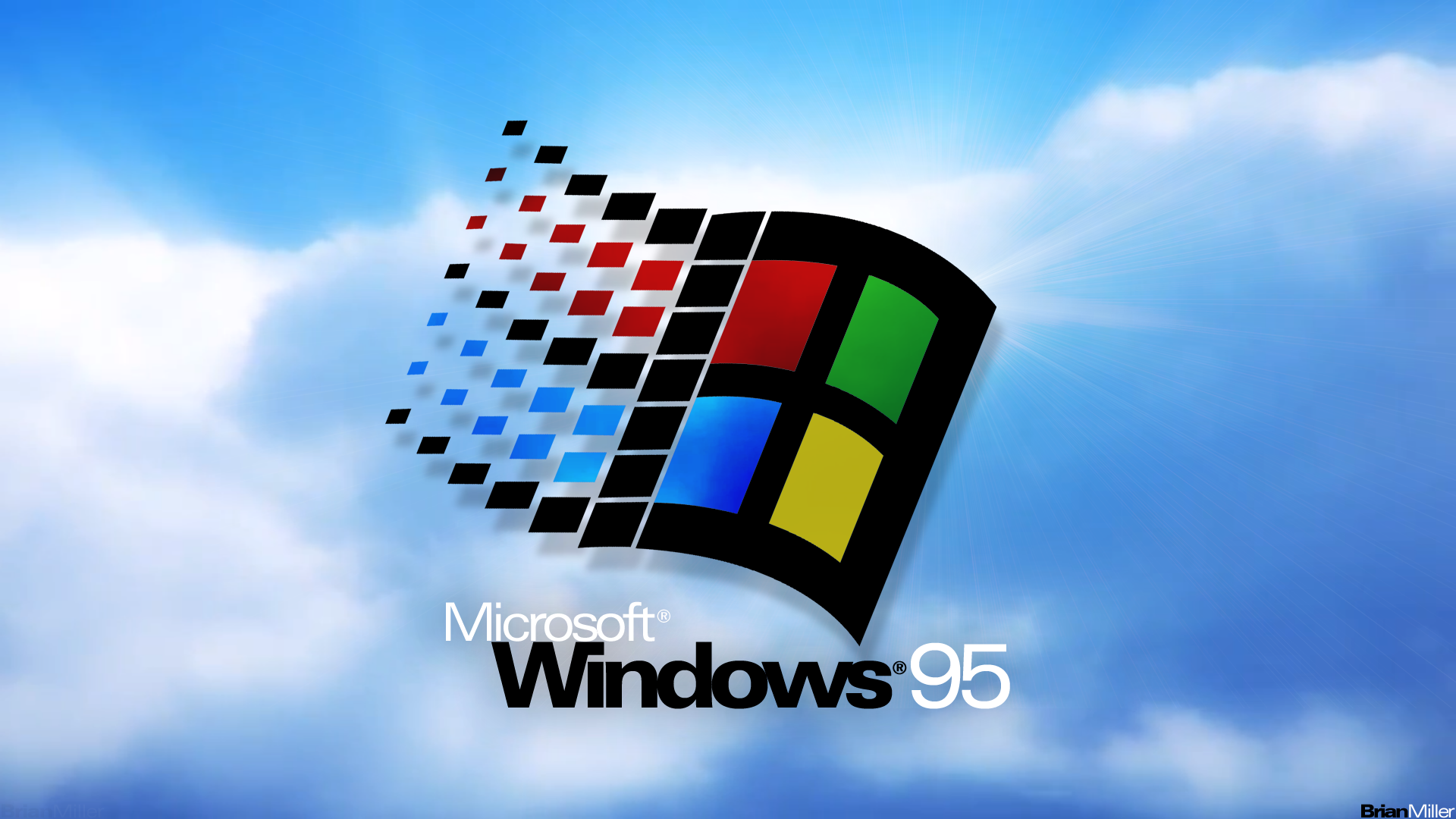 Wallpaper Windows 95
