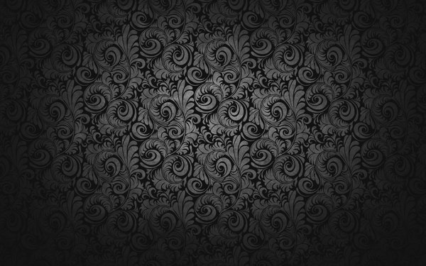 Wallpaper With Black Background