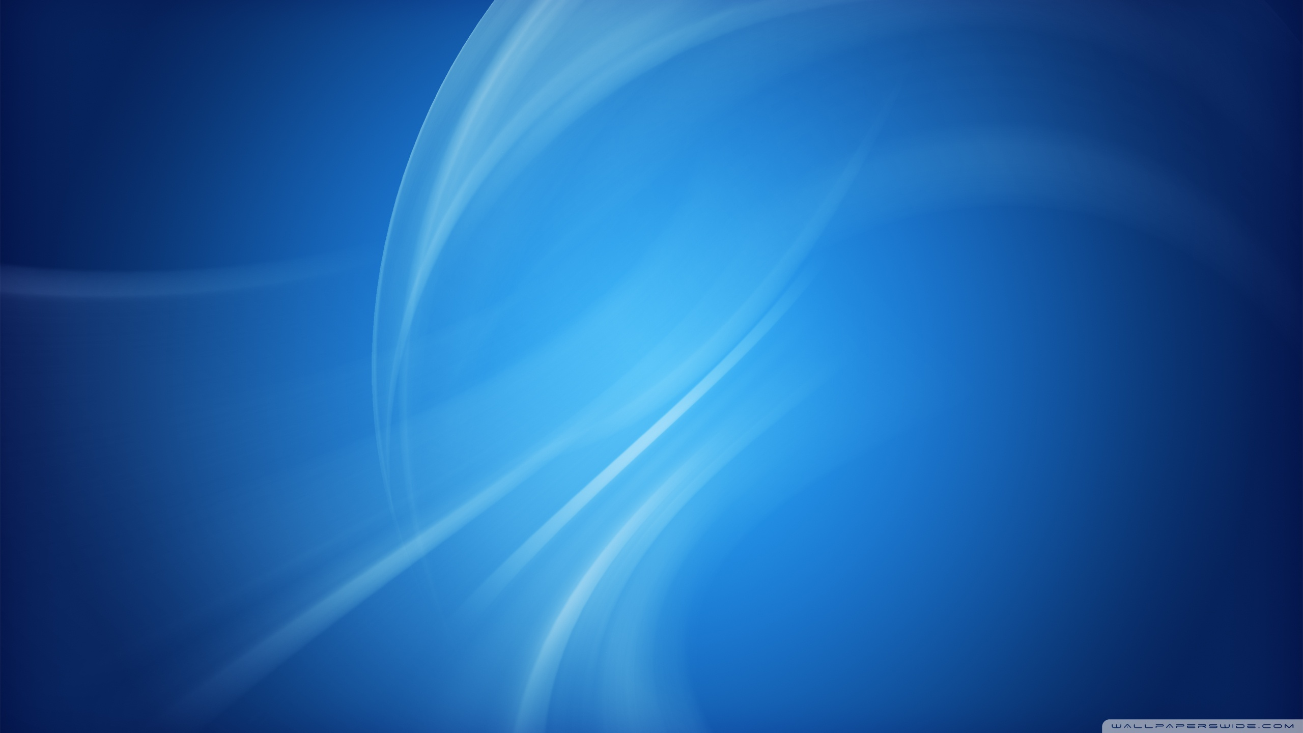 Wallpaper With Blue Background