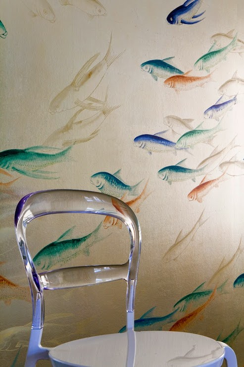 Download Wallpaper With Fish On It For Walls Gallery