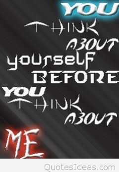 Wallpaper With Quotes Attitude
