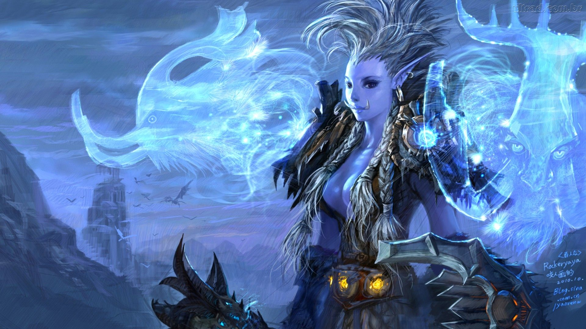 Wallpaper World Warcraft