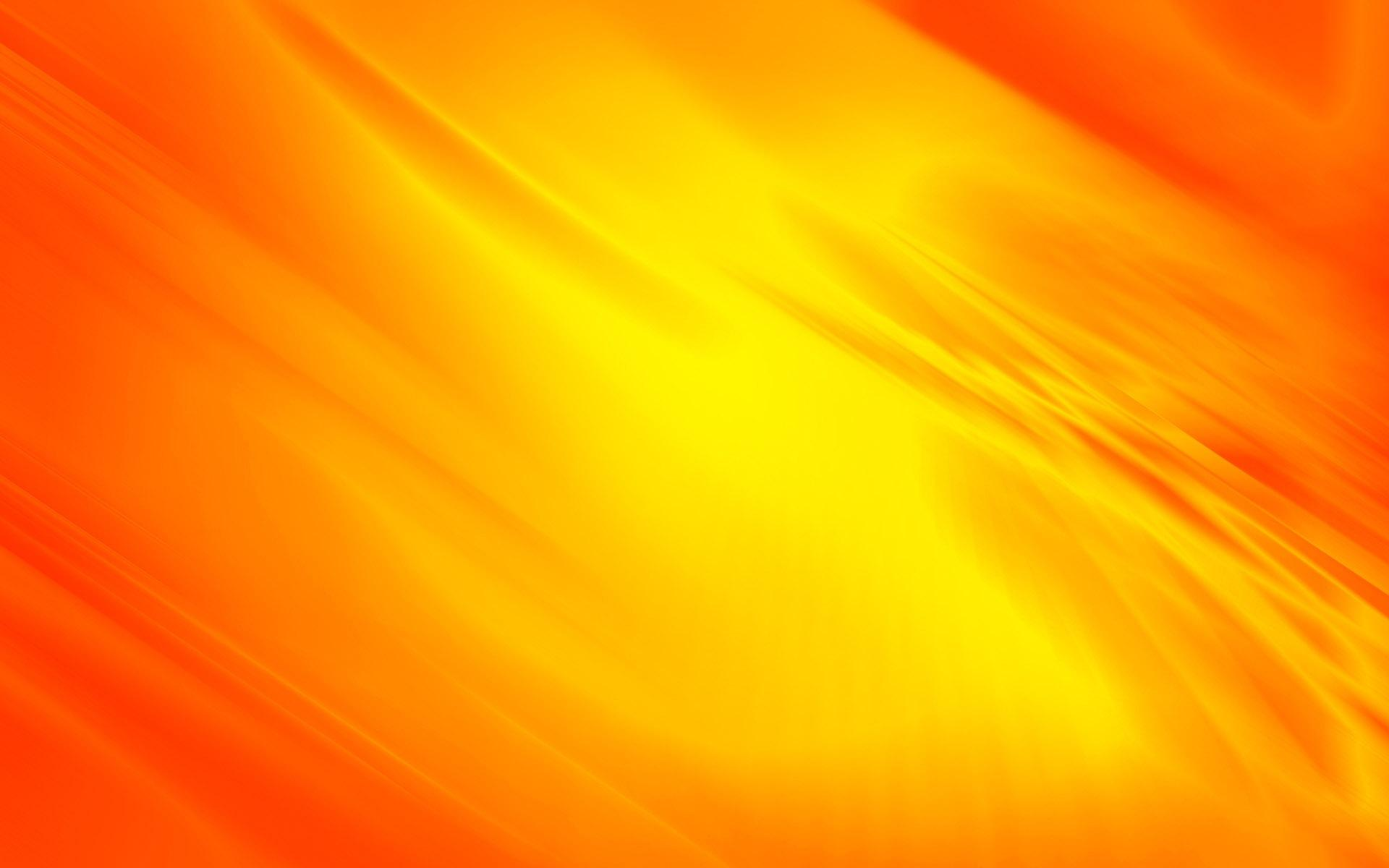 Wallpaper Yellow Orange