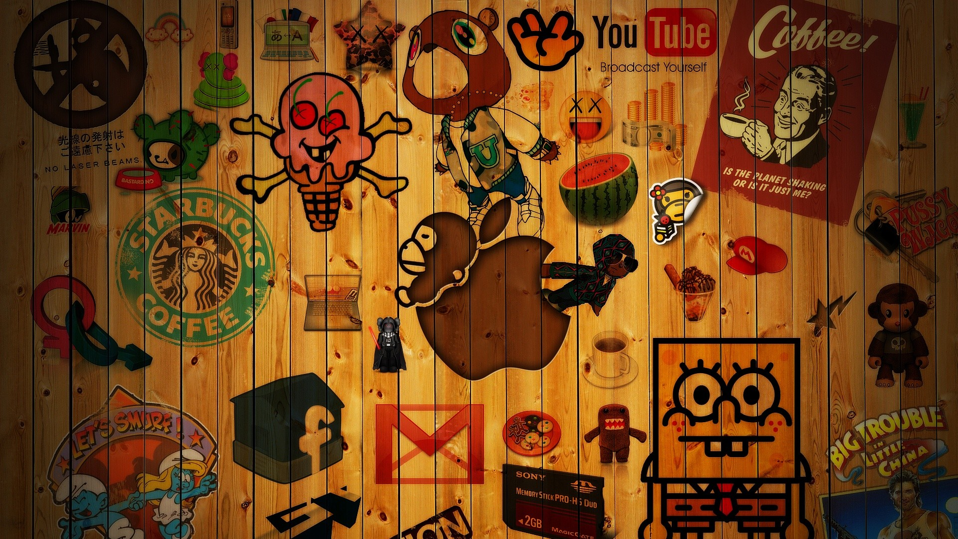 Wallpaper Youtube