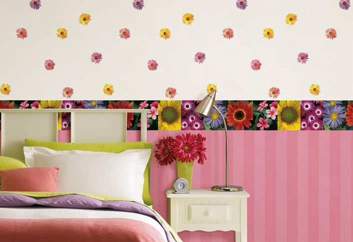 Wallpapering Borders