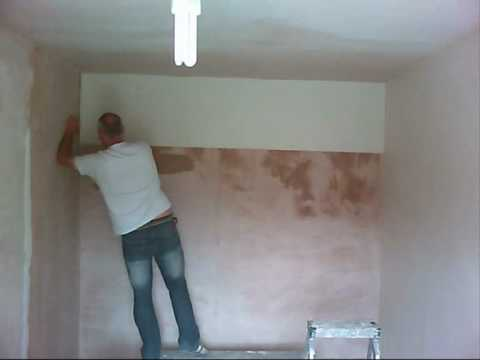 Wallpapering Lining Paper