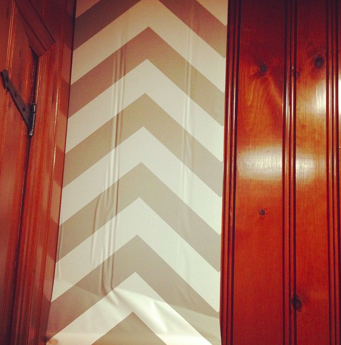 Wallpapering Over Wood Paneling