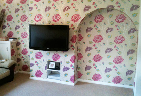 Wallpapering Pictures
