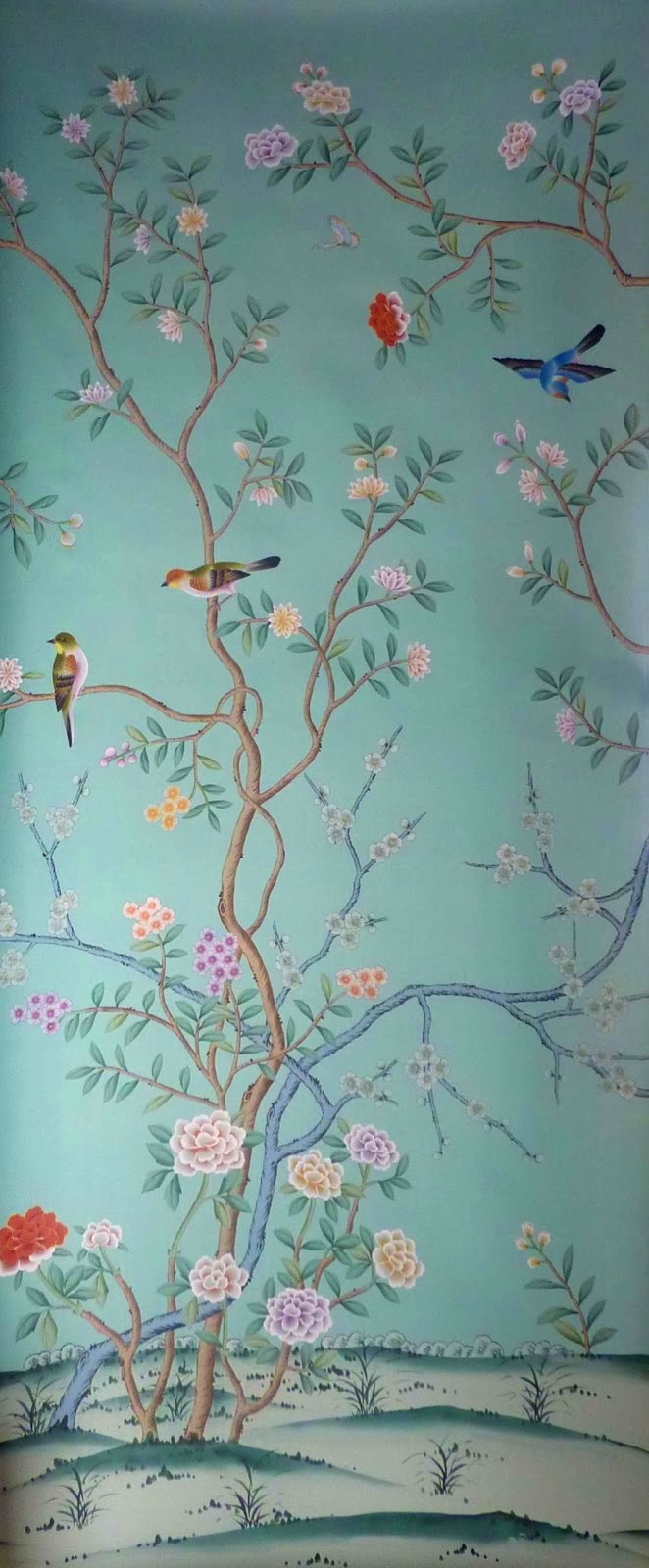 Wallpapering Size