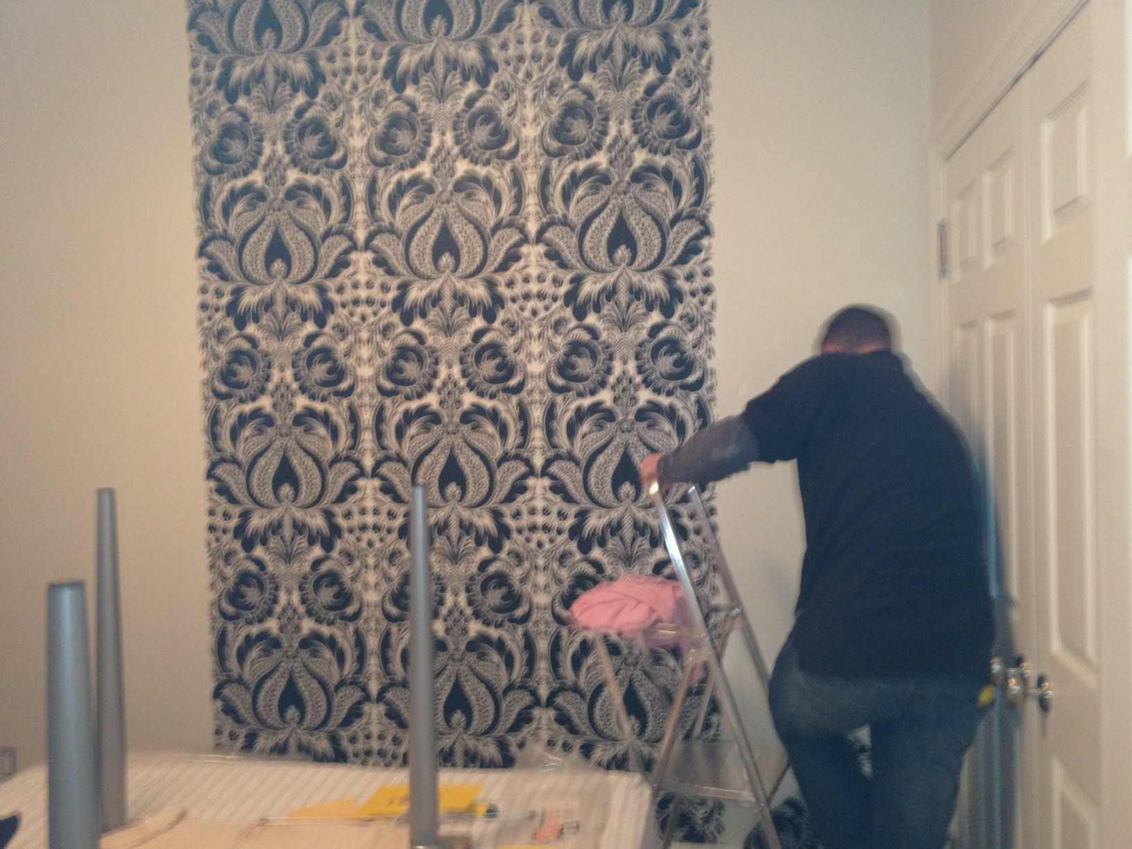 Download Wallpapering Tips Gallery