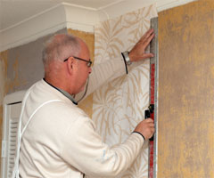 Wallpapering Tips