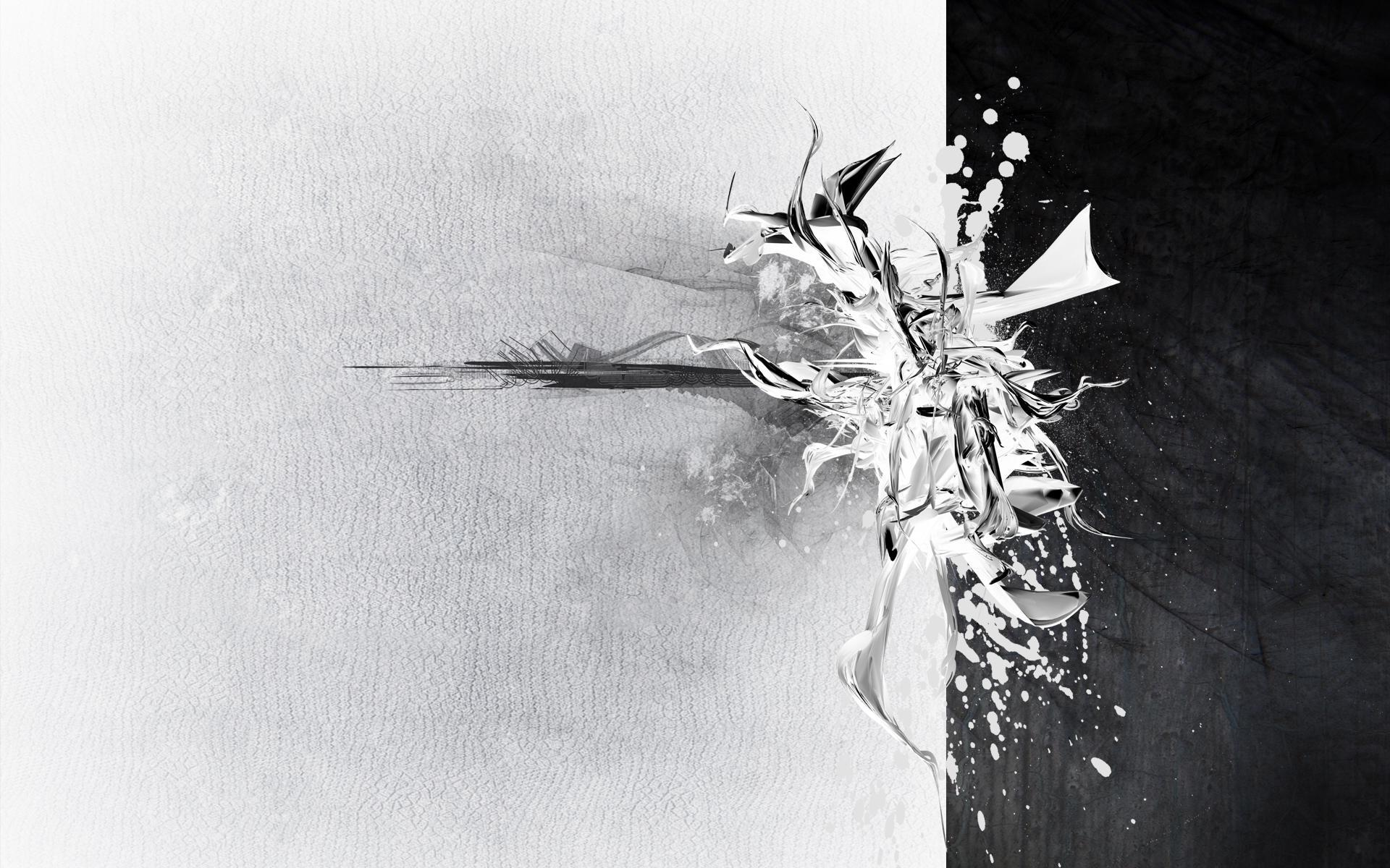 Wallpapers Black And White