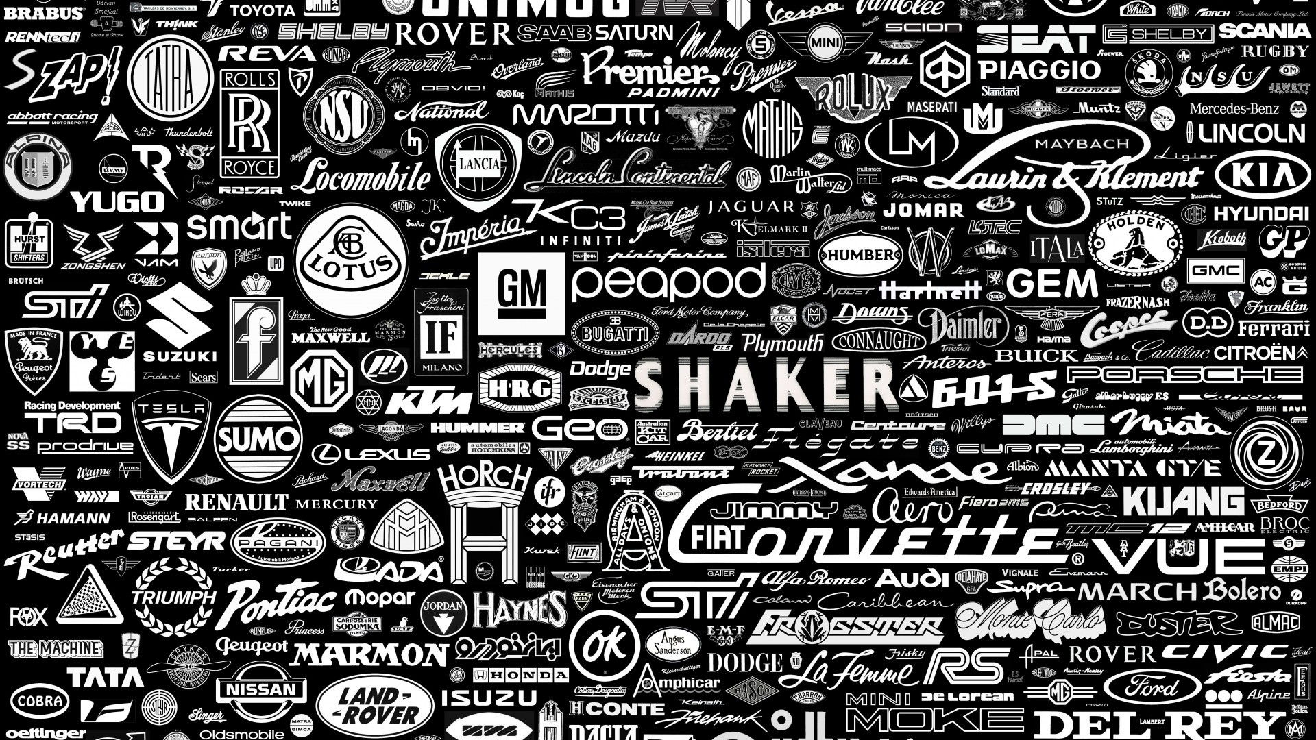 Wallpapers Brands