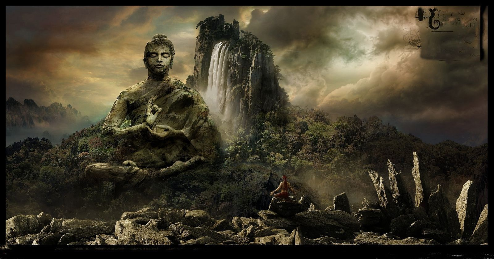 Wallpapers Buddha