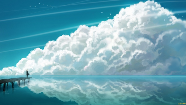 Wallpapers Clouds
