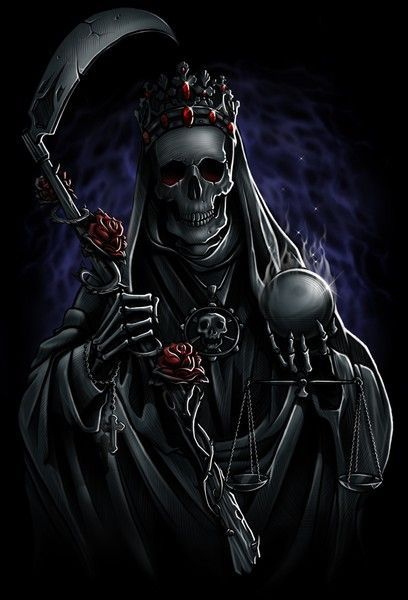 Wallpapers De La Santa Muerte