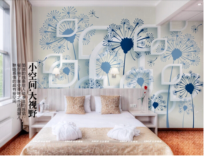 Appealing wallpaper designs for home gallery best idea for Beautiful wallpaper home decor