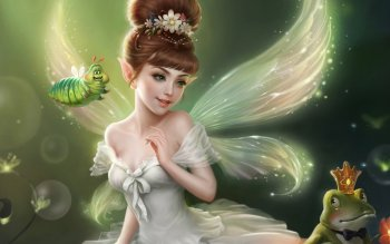Wallpapers Fairies
