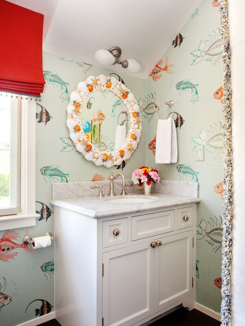 Wallpapers For Bathrooms