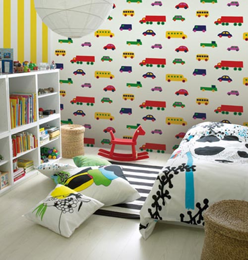 Wallpapers For Boys Room