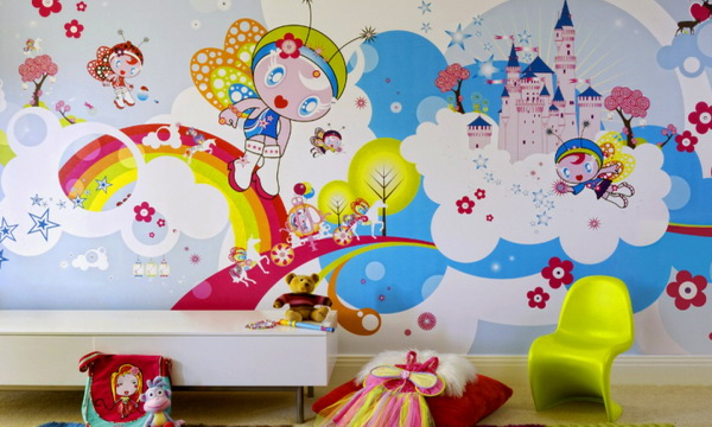 Wallpapers For Kids Room