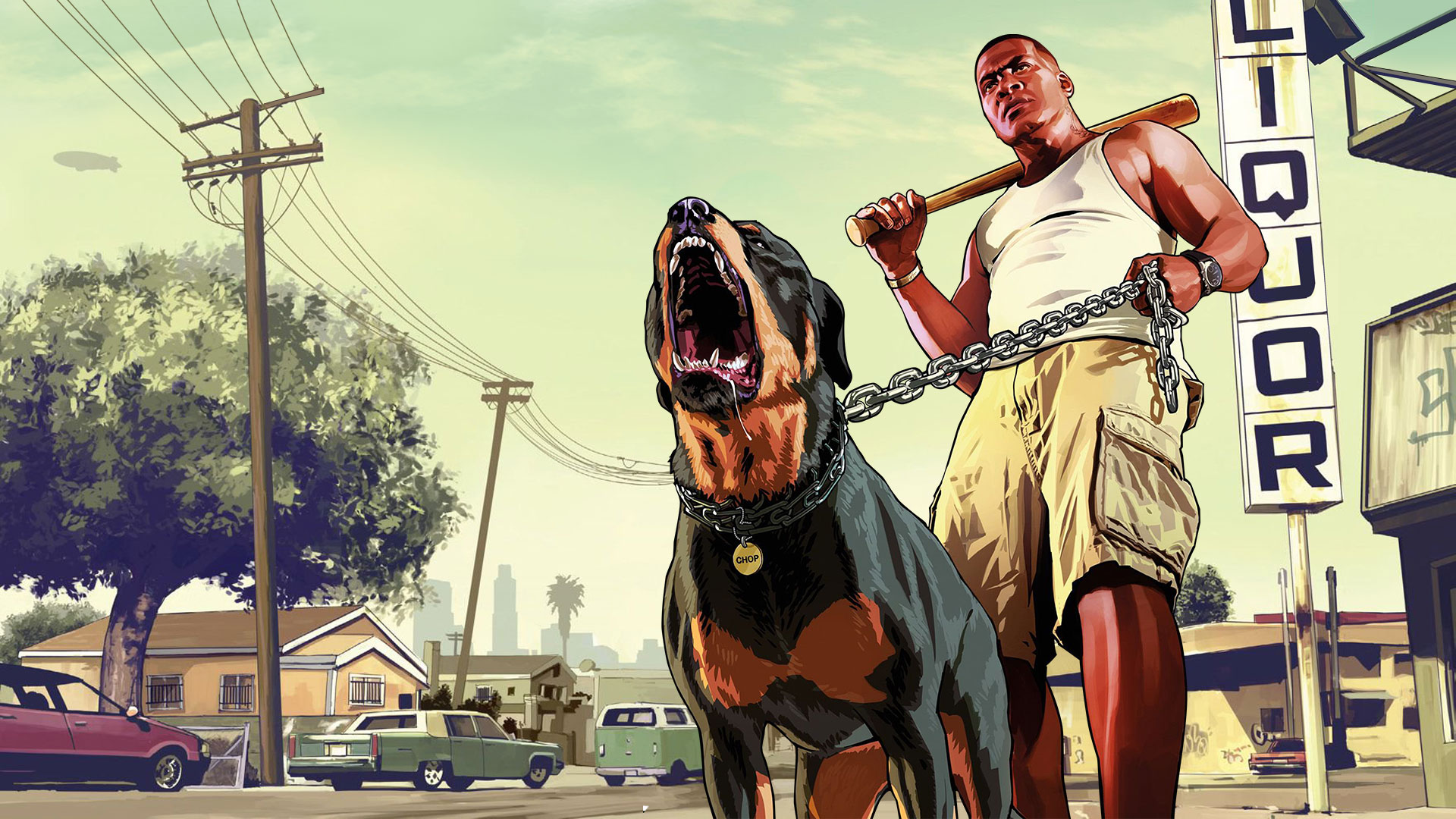 Wallpapers Gta 5