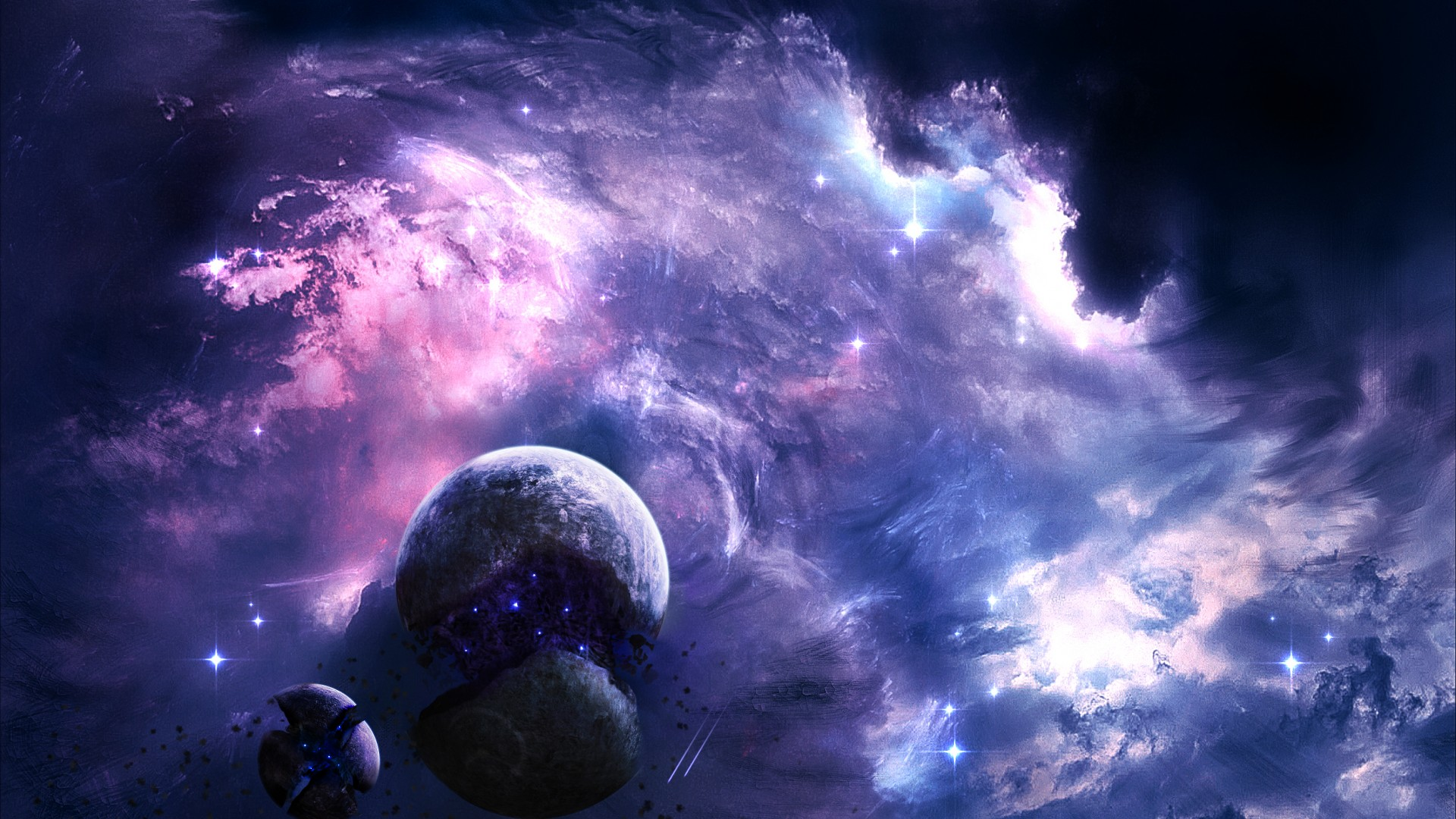 Wallpapers HD Space