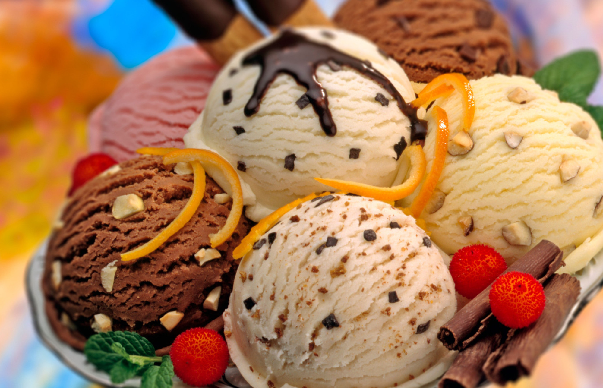 Wallpapers Ice Cream
