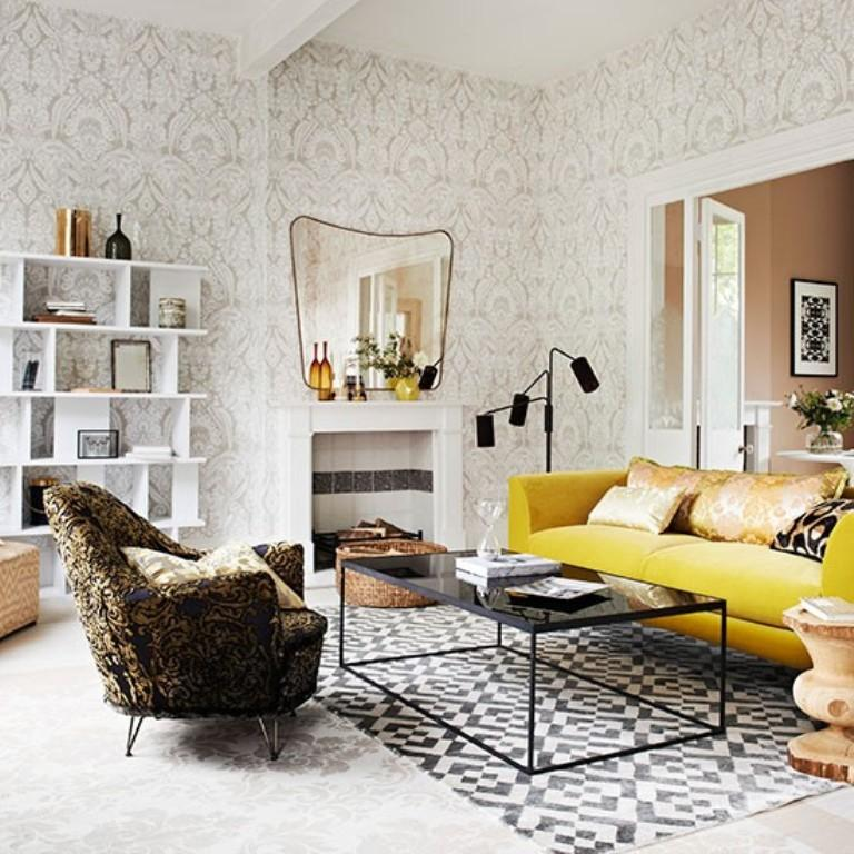 Wallpapers Living Room